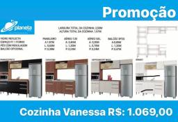 armário de cozinha Vanessa em promoção