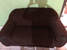 Vendo sofá muito novo