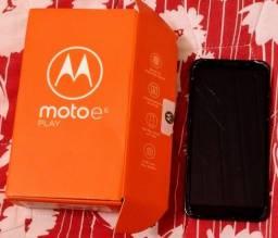 Moto e6 play 32 giga