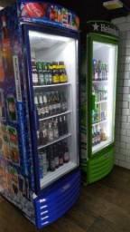 Freezer Cervejeiros / Cervejeiras e Refrigeradores Expositor