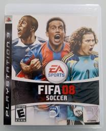 Playstation 3 Jogo FIFA 08 Soccer