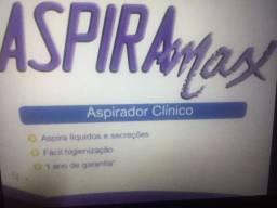 Aspira max. Aspirador Clínico