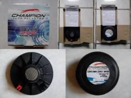 Drivers (Cornetas) Champion 100wRMS (Novos, sem uso) Na embalagem