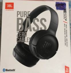 Fone JBL Tune500BT (Dourados-MS)