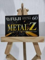 Fita K7 Fuji Metal Z 60