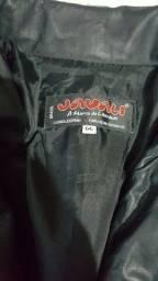 Jaqueta de couro legitimo gg feminina
