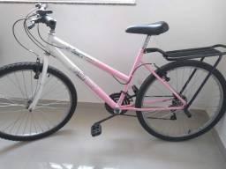 Lindinha bike fem. pra sair pedalando