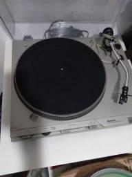 Toca disco funcionando marca technics só d3