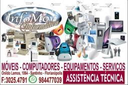 Assistencia Técnica em Informática