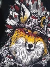 Camiseta G Vomit3d - Raposa