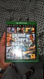gta 5 premium edition usado Xbox one