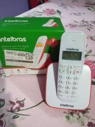 Telefone de linha sem fio