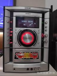 micro system sony genezi mhc-gnx100