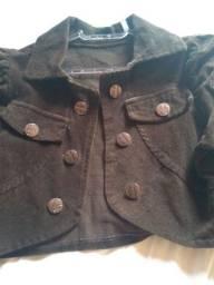 Jaqueta, coletes e casaco