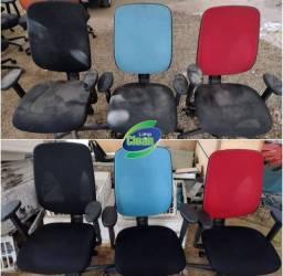 Limpeza de cadeiras!!