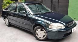 Honda Civic  EX 1.6  Automático 1998