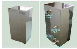 gerador vapor eletrico - sauna 9m³