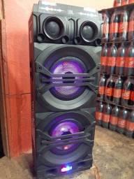 Caixa JBL DJ 2515