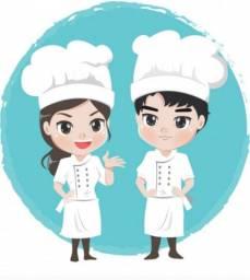 Aux. Cozinha / Saladeira