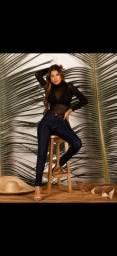 Calça jeans feminina atacado