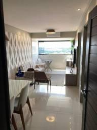 No Expedicionários, apartamento projetado e com ambientes climatizados!