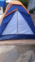 Barraca  acampamento NTK