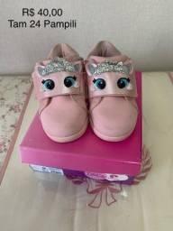 Desapegos Calçados Menina