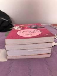 livros Fazendo meu filme