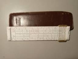 Régua calculadora anos 50
