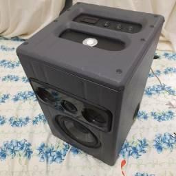 Mini caixa de som residencial