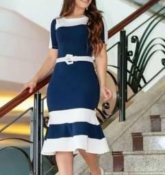 Lindo Vestido Midi