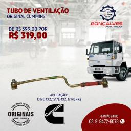 TUBO DE VENTILAÇÃO ORIGINAL CUMMINS