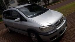 Zafira 2010 couro aut.