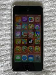 Ipod touch 5 geração 32gb + película + capa