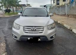 Hyundai Santa Fé prata