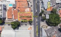 Título do anúncio: Terreno na Av. Senador Virgílio Távora à venda, 489 m² por R$ 2.750.000 - Dionisio Torres