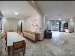 Apartamento para Locação semi mobiliado Chame-chame, Salvador 3 dormitórios sendo 1 suítes