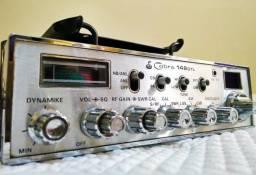 Rádio PX Cobra 148 GTL - Usado para caminhão