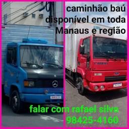 CAMINHÃO BAÚ FRETES GUSTAVOOOO