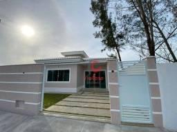 Casa Térrea com 3 Quartos Sendo 1 Suíte à venda, 100 m² por R$ 330.000 - Residencial Rio D