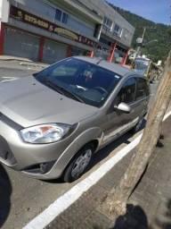 Fiesta Hatch SE 2014 1.0 Prata