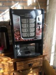 Máquina de café em grão vending Saeco Phedra