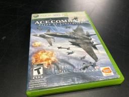 Jogo ACE COMBAT6 de Xbox360