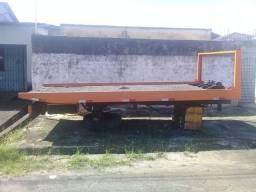 Plataforma 5 m para caminhão 3/4.