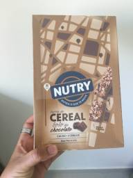 Vendo caixa  barra cereal nutry