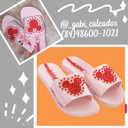 Chinelo slide Disney