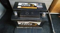 Bateria de 60A  automotiva usada em bom funcionamento