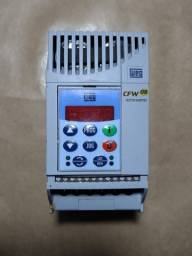 Inversor de frequência Weg CFW08 1CV 220V