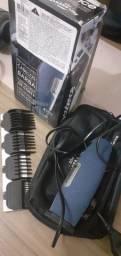 Máquina de cabelo, completa
