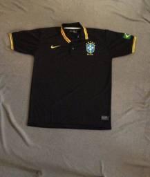 Camisa Brasil 1º linha